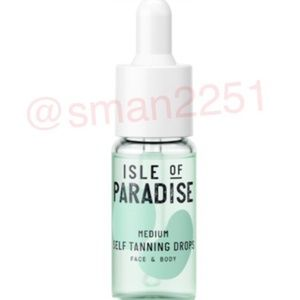 💛NEW!💛Isle Of Paradise Tanning Drops NEW!